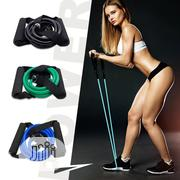 Exercise Resistance Band Resistance Rope | Sports Equipment for sale in Lagos State, Lekki Phase 1