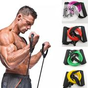 Fitness Exercise Resistance Band Resistance Ropes | Sports Equipment for sale in Lagos State, Ikoyi