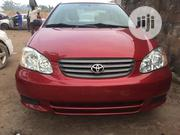 Toyota Corolla 2003 Sedan Red | Cars for sale in Oyo State, Ibadan South West