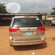 Toyota Sienna 2006 Gold | Cars for sale in Edo State, Oredo