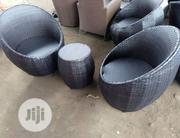Rattan Patio Chairs And Table | Furniture for sale in Lagos State, Ojo