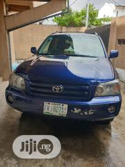 Toyota Highlander Limited V6 2006 Blue | Cars for sale in Lagos State, Surulere