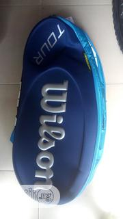 Original Wilson Racket Bag | Sports Equipment for sale in Lagos State, Ikeja