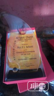 Good Quality Award With Printing | Arts & Crafts for sale in Lagos State, Agboyi/Ketu