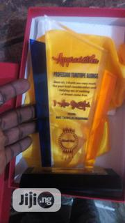 Acrylic Award | Arts & Crafts for sale in Lagos State, Agboyi/Ketu