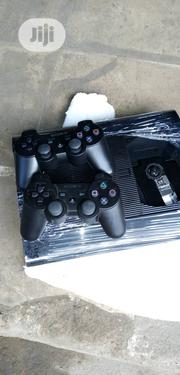 UK Used Ps3 Super Slim Console With Downloaded Games | Video Games for sale in Lagos State, Amuwo-Odofin