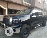 Toyota Tundra Double Cab 2008 Black | Cars for sale in Lagos State, Amuwo-Odofin