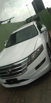 Honda Accord CrossTour 2011 White | Cars for sale in Lagos State, Ikeja