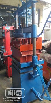Local Fabricated Block Moulding Machine | Manufacturing Equipment for sale in Lagos State, Ajah