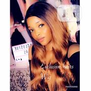 Wig Sandra Ombre Hair | Hair Beauty for sale in Lagos State, Amuwo-Odofin