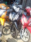 New Haojue HJ110-2C 2019 Silver | Motorcycles & Scooters for sale in Lagos Mainland, Lagos State, Nigeria
