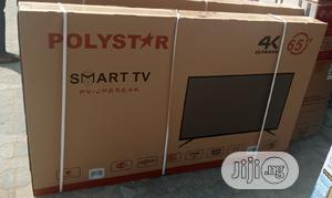 Polystar 65 Inches Curve Smart Television