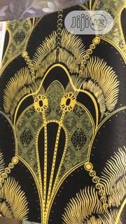 Black and Gold Design Wallpaper | Home Accessories for sale in Lagos State, Lekki Phase 1