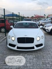 Bentley Continental 2014 White | Cars for sale in Lagos State, Lekki Phase 2