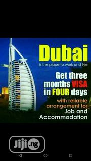 Dubai 3 Month Visa   Travel Agents & Tours for sale in Lagos State, Agege