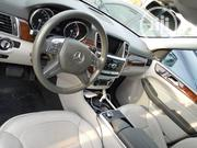 Mercedes-Benz M Class 2013 Silver | Cars for sale in Lagos State, Ibeju