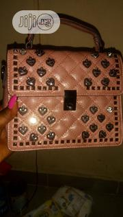 Quality Stoned Beautiful Leather Bag | Bags for sale in Lagos State, Amuwo-Odofin