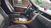 Land Rover Range Rover Sport 2008 Black | Cars for sale in Lagos State, Lekki Phase 1