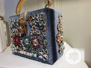 Stoned Quality Female Clutch Bag | Bags for sale in Lagos State, Amuwo-Odofin
