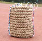 Durable Tug-of-war Rope Multipurpose Skidproof Twisted Linen Rope | Sports Equipment for sale in Lagos State, Surulere