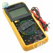 DT9205A Professional LCD Digital Multimeter | Measuring & Layout Tools for sale in Lagos State, Agege