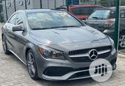 Mercedes-Benz CLA-Class 2018 Gray | Cars for sale in Lagos State, Lekki Phase 2