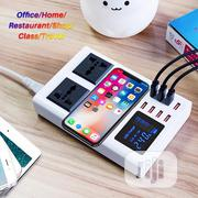 8 Ports QI Wireless Fast Charger Quick Charge Station | Accessories for Mobile Phones & Tablets for sale in Lagos State, Agege