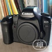 UK Used Canon 5D MK Ii + 35-135mm Lens | Photo & Video Cameras for sale in Lagos State, Ikorodu