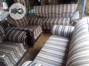 Sofas Chair Complete 7 Seater With Good Material | Furniture for sale in Lagos State, Oshodi-Isolo