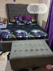 December Promo Set of Complete Padded Bed at 299k   Furniture for sale in Lagos State, Ajah