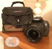 UK USED Canon EOS 700D + 18-55mm Lens | Photo & Video Cameras for sale in Lagos State, Ikorodu