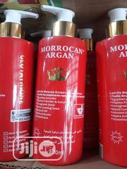 Moroccan Argan Super Bleaching Lotion | Skin Care for sale in Lagos State, Lagos Mainland
