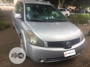 Nissan Quest 2007 Silver | Cars for sale in Lagos State, Ikeja