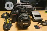 UK USED Nikon D5300 + 18 - 55mm | Photo & Video Cameras for sale in Lagos State, Ikorodu