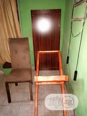 A Collapseable Table and Back Chair for Sale | Furniture for sale in Abuja (FCT) State, Kubwa