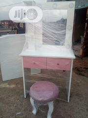 Vanity Dressing Mirror With Stool | Home Accessories for sale in Lagos State, Alimosho