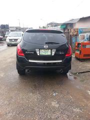 Nissan Murano 2007 3.5 V6 4WD Black | Cars for sale in Lagos State, Mushin