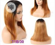 Human Hair Ombre Bob Wig | Hair Beauty for sale in Lagos State, Lagos Mainland