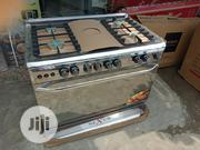 Italian Nexus Gas 4 By 2 Auto Spack + Auto Grill + Oven Anti Rust | Restaurant & Catering Equipment for sale in Lagos State, Ojo