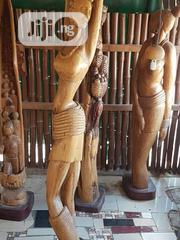 Life-size Wood Sculptures | Arts & Crafts for sale in Abuja (FCT) State, Wuse