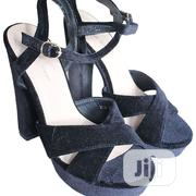 Block Heel With Open Toe | Shoes for sale in Lagos State, Lagos Mainland
