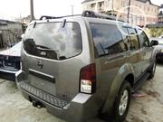 Nissan Pathfinder 2006 Gray | Cars for sale in Lagos State, Lagos Mainland