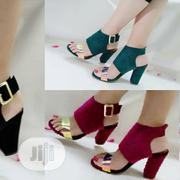 Tovivans Stylish Heel Sandals | Shoes for sale in Lagos State, Ikeja