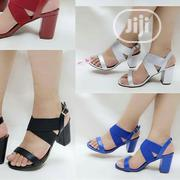 Tovivans Stylish Heel Sandals 41 | Shoes for sale in Lagos State, Ikeja