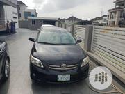 Toyota Corolla 2008 Black   Cars for sale in Lagos State, Lekki Phase 1