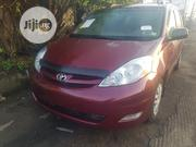 Toyota Sienna 2006 Red | Cars for sale in Lagos State, Ilupeju