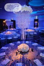 Rent Chandelier Wedding And Event Table Centrepieces | Party, Catering & Event Services for sale in Lagos State, Ajah