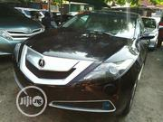 Acura ZDX 2012 Black   Cars for sale in Lagos State, Apapa
