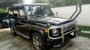 Mercedes-Benz G-Class 2012 Black | Cars for sale in Abuja (FCT) State, Asokoro