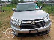 Toyota Highlander 2014 Silver | Cars for sale in Lagos State, Badagry